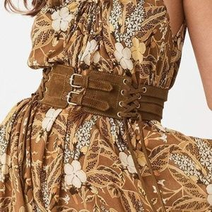Spell and The Gypsy JOSEPHINE SUEDE BELT